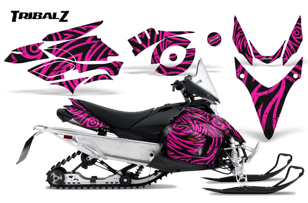 Yamaha Phazer Decals